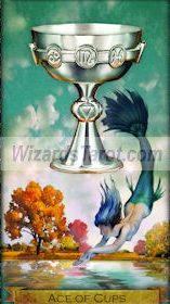 Wizards Ace of Cups